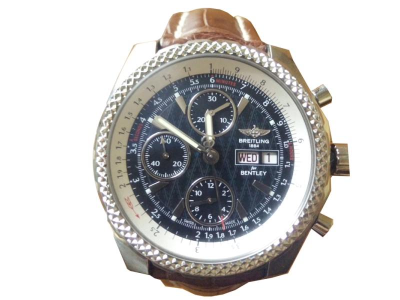 Breitling Bentley A13362 44.8mm Chronomat Special Edition Watch