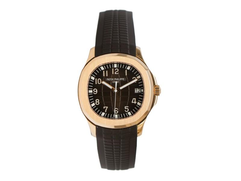 Patek Philippe Men's Aquanaut 5167 R 40mm Mens Watch