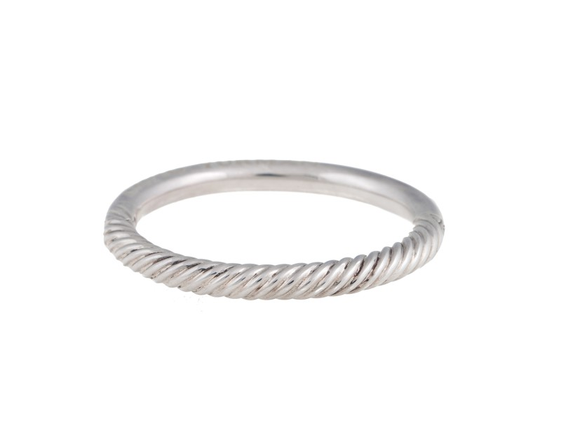 bangle az twisted rope bling eus sterling cable bangles silver hinged stackable bracelet jewelry