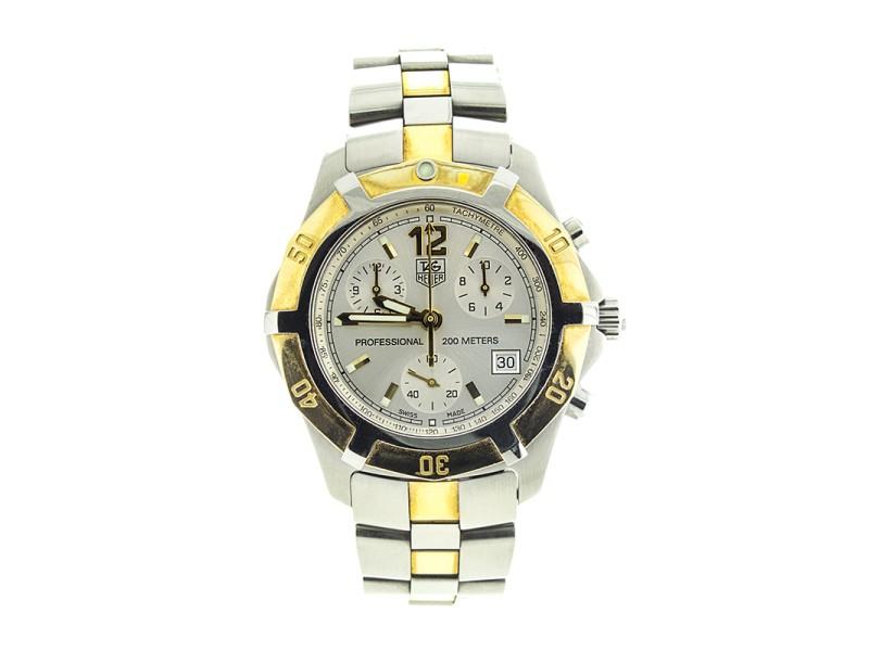 Tag Heuer 2000 Exclusive Quartz Chronograph Watch