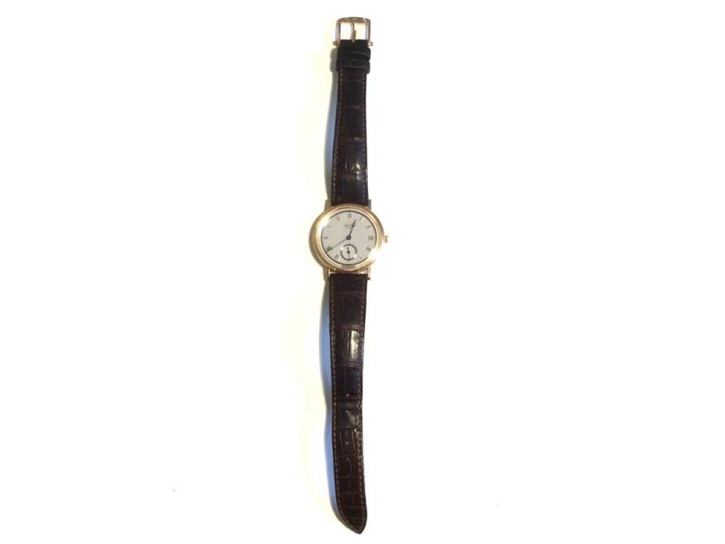 Breguet Classique 5920 Date 18K Rose Gold Automatic Watch