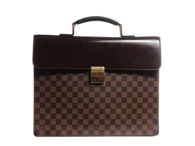 Louis Vuitton Damier Ebene  Altona PM Briefcase Attache  859329