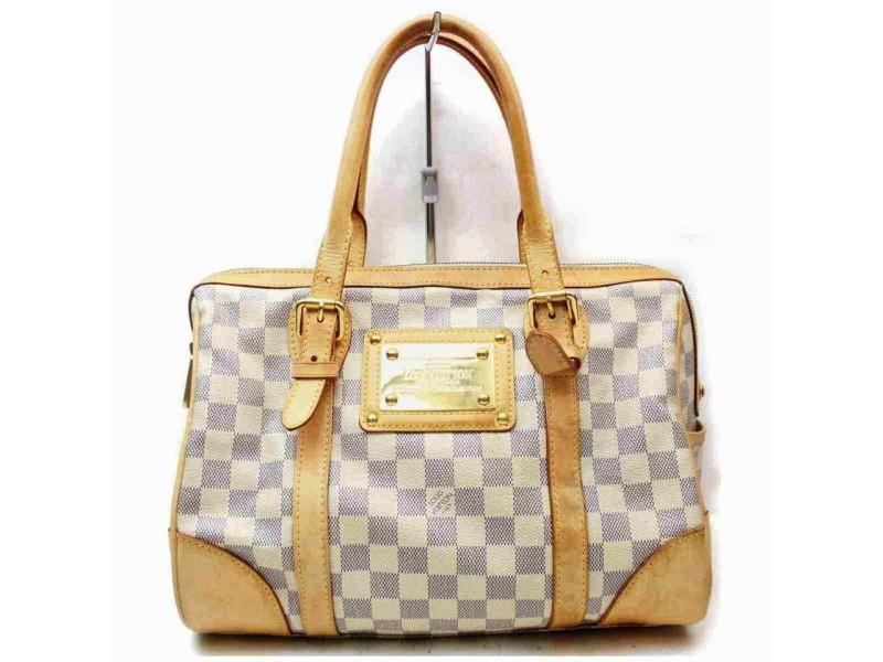Louis Vuitton Damier Azur Berkeley Speedy Bowler 860169