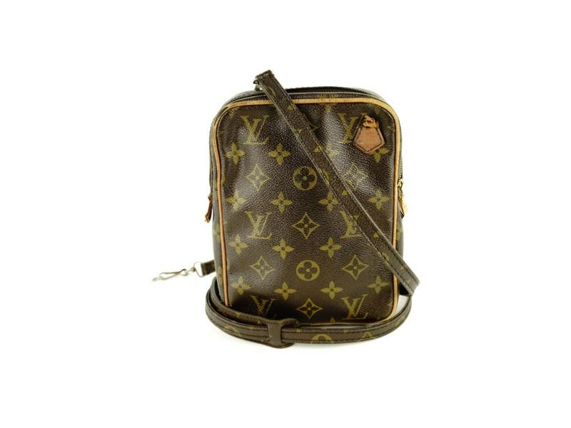 Louis Vuitton Monogram Danube Crossbody 759lvs330