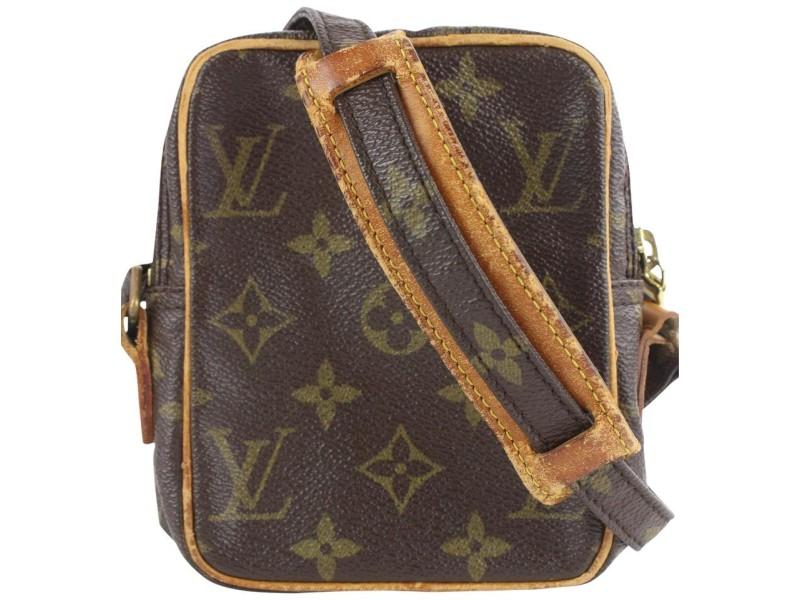 Louis Vuitton Mini Monogram Danube Crossbody 74lvs126