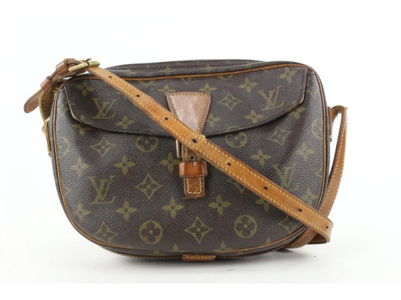 Louis Vuitton Monogram Jeune Fille PM Crossbody Bag