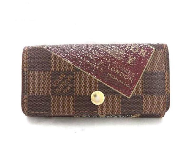Louis Vuitton Damier Ebene Limited Multicles 218379
