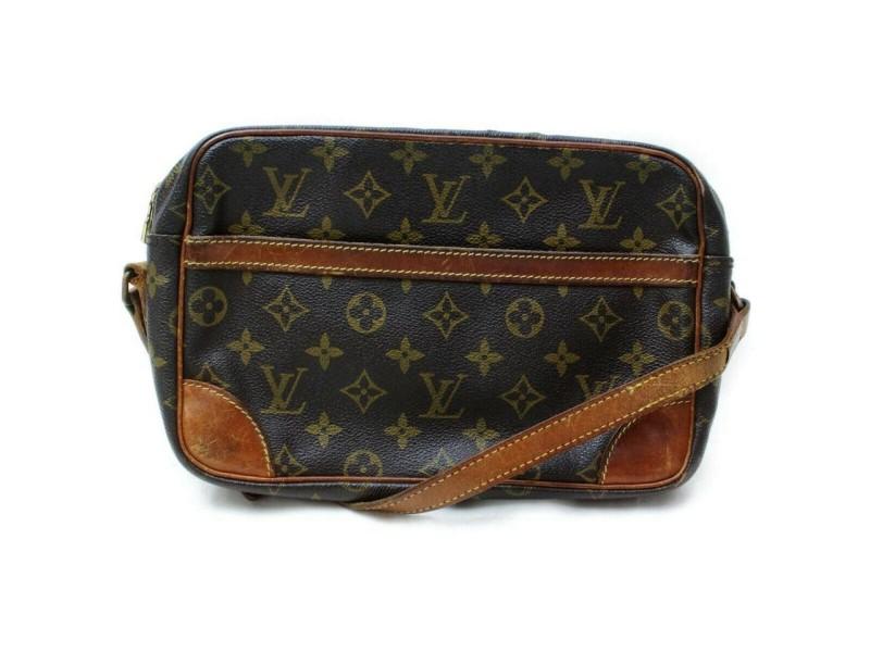 Louis Vuitton Monogram Trocadero Crossbody 859365