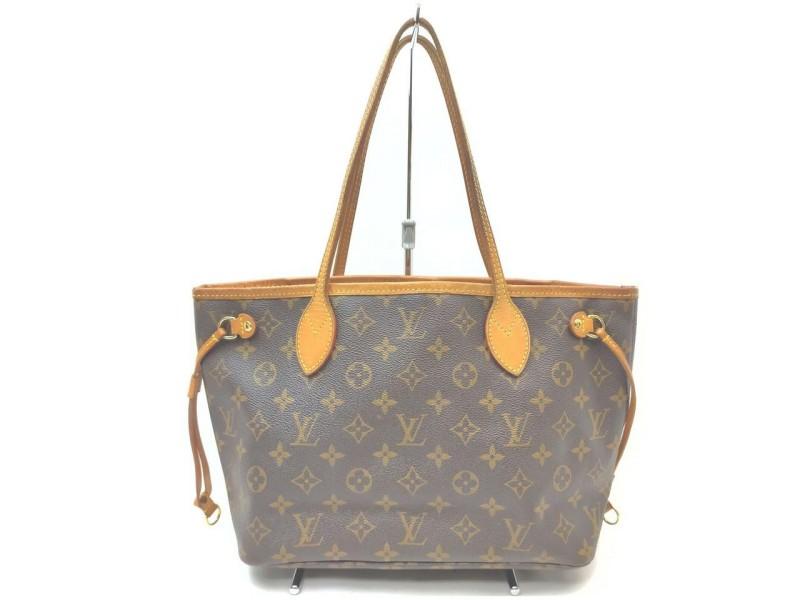 Louis Vuitton Monogram Neverfull PM Tote Bag 862192
