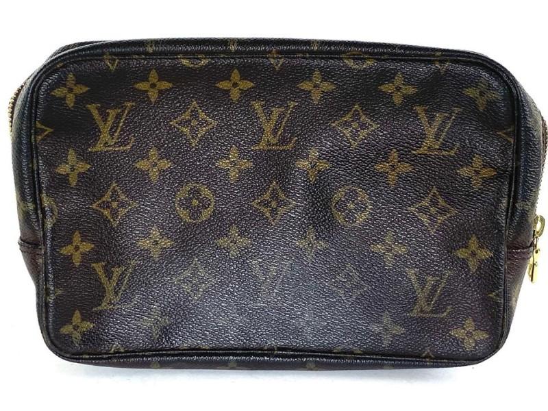 Louis Vuitton Monogram Trousse 23 Toilette Comsetic Bag 857855