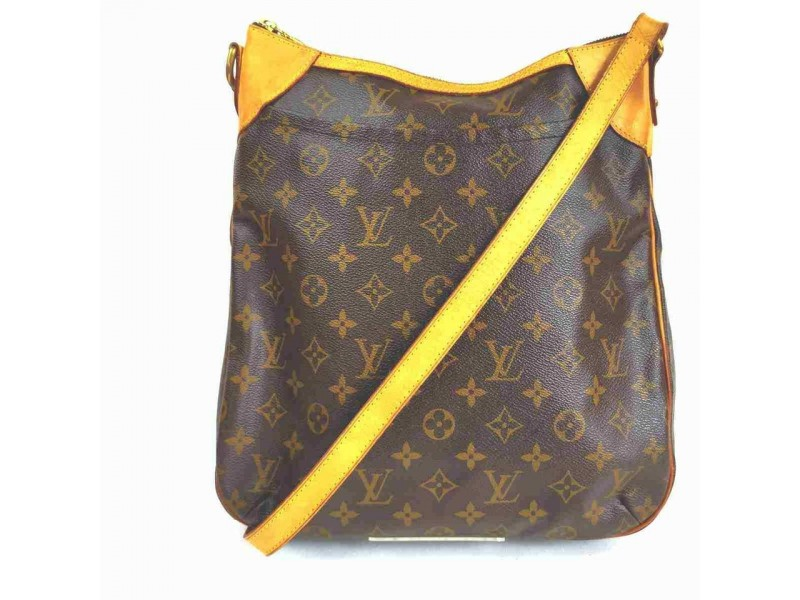 Louis Vuitton Monogram Odeon MM Crossbody 860234