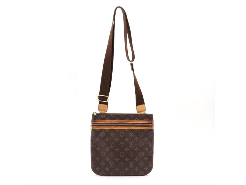 Louis Vuitton Monogram Pochette Bosphore Crossbody Bag 862489