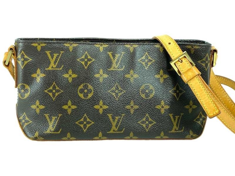 Louis Vuitton Monogram Trotteur Crossbody 4LV715