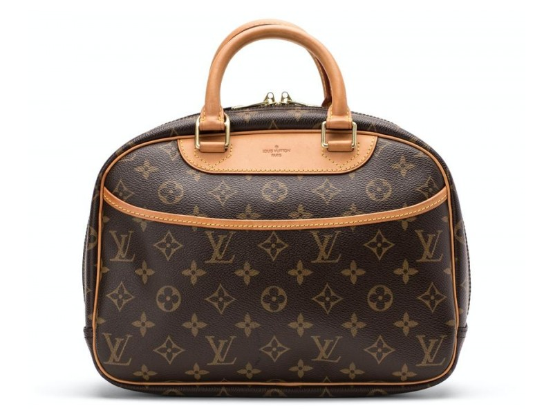 Louis Vuitton Monogram Trouville Bowler Boston Speedy 860762