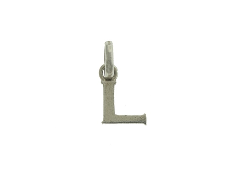 Links Of London Silver 'L' Charm