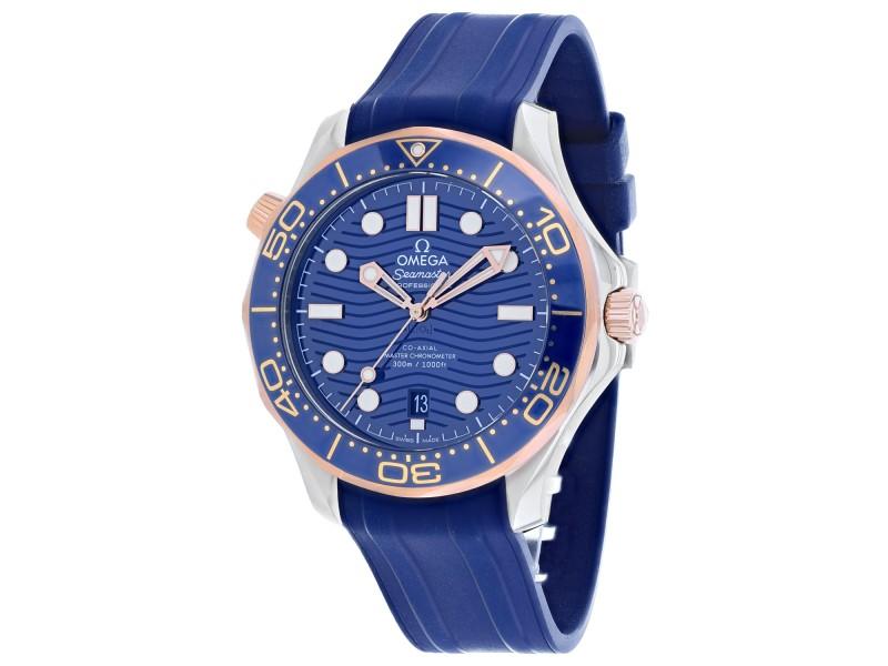 Omega Men's Seamaster Watch