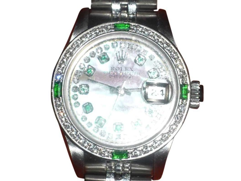 Rolex Colombiano Ladies Watch