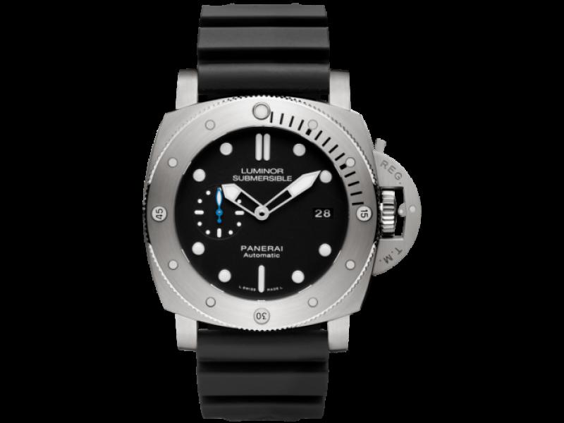 Panerai Luminor Submersible 1950 PAM01305 47mm Mens Watch