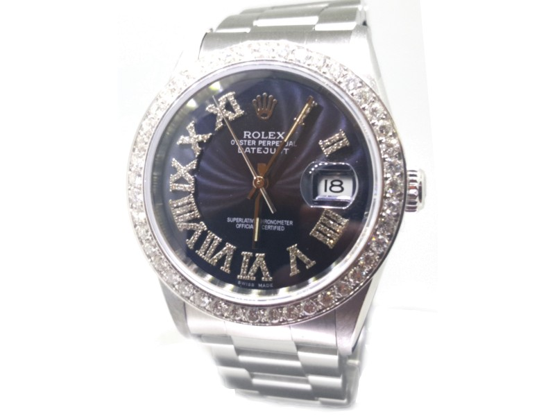 Rolex Oyster DateJust 16200 Watch