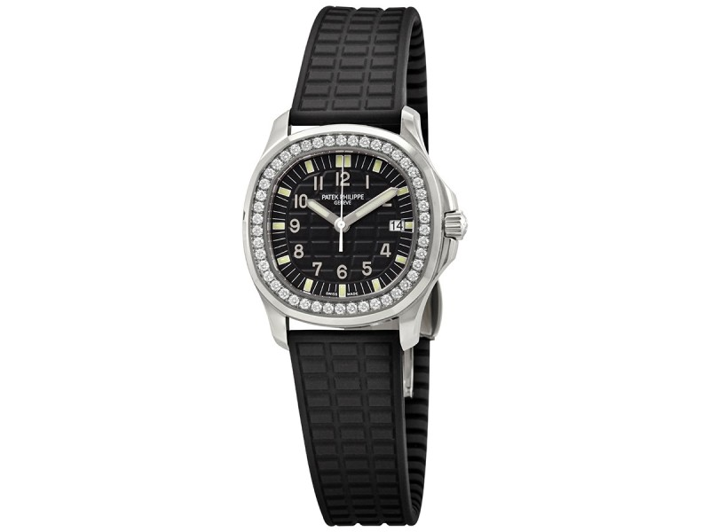 Patek Philippe Aquanaut 5067A-001 35.6mm Womens Watch
