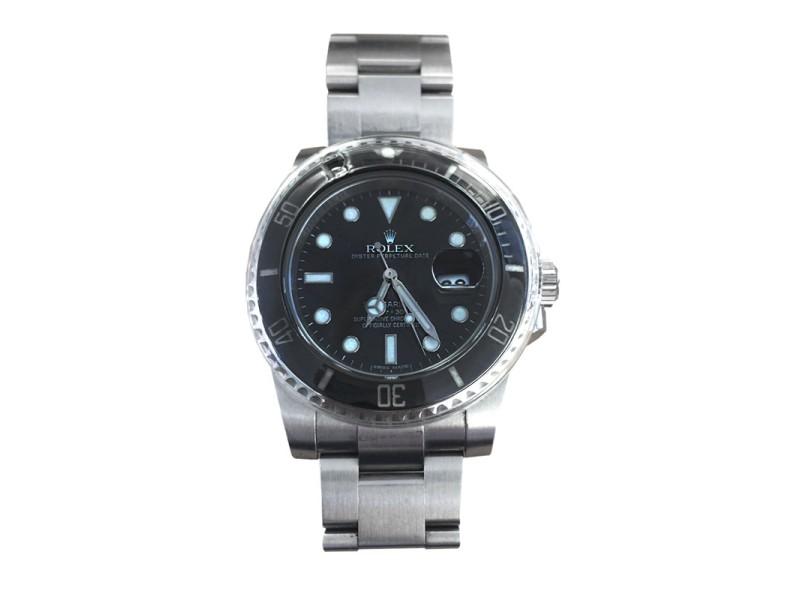 Rolex Submariner 116610 LN Steel Mens Watch
