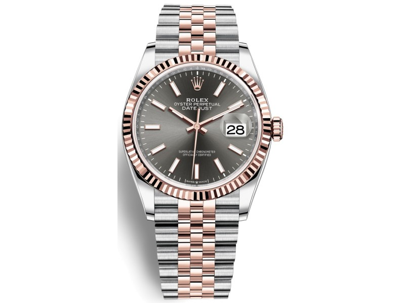 Rolex Datejust 126231DRSJ 36mm Mens Watch