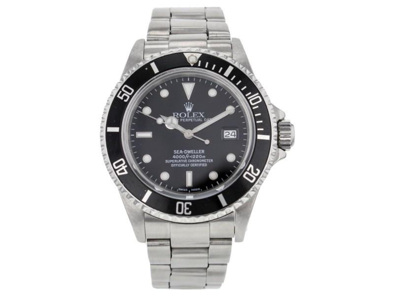 Rolex Oyster Perpetual Sea Dweller Watch
