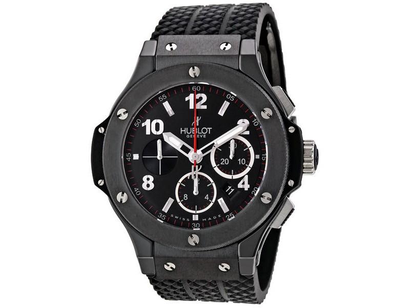 Hublot Big Bang Black Magic Wrist Watch