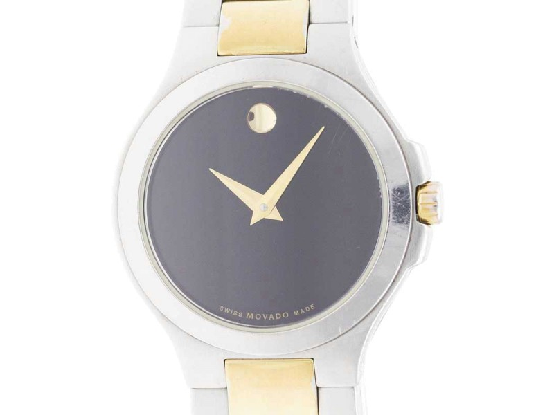 Movado Museum 0606182 27mm Womens Watch