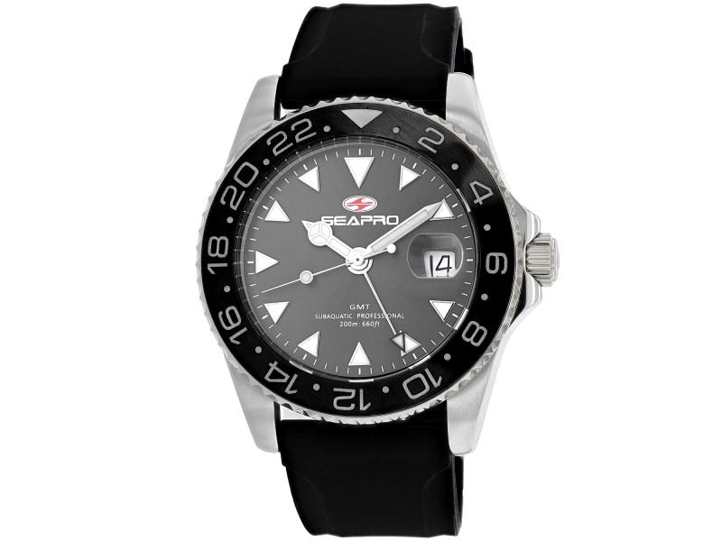Seapro Men's Agent GMT