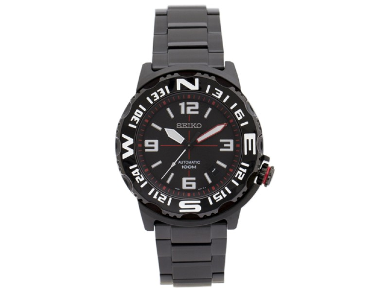 Seiko Superior Automatic SRP447 47mm Mens Watch
