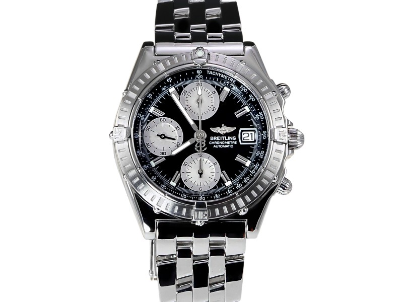 Breitling Chronomat a13352 Stainless Steel 40mm Watch