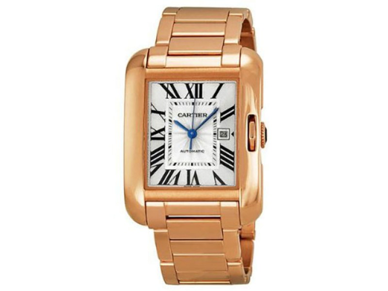 Cartier Tank Anglaise W5310003 29.8mm Unisex Watch