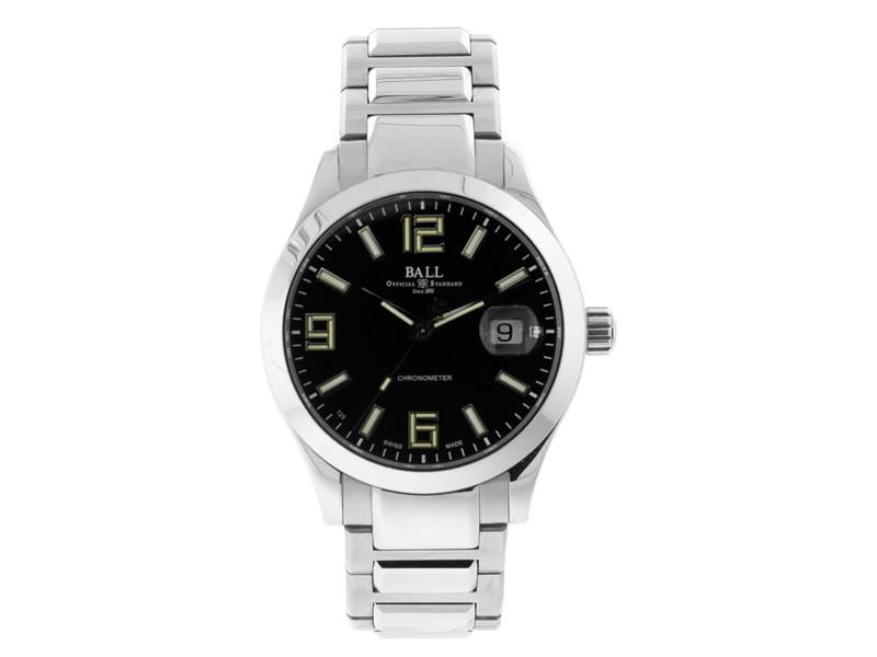 BALL ENGINEER II PIONEER NM2026C-S4CAJ-BK Watch