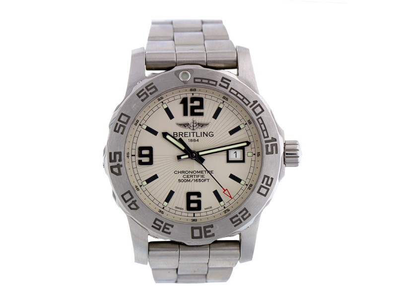 Breitling Colt 44 A74387 Date Watch