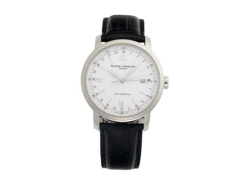 Baume & Mercier Classima XL GMT 43mm Mens Watch