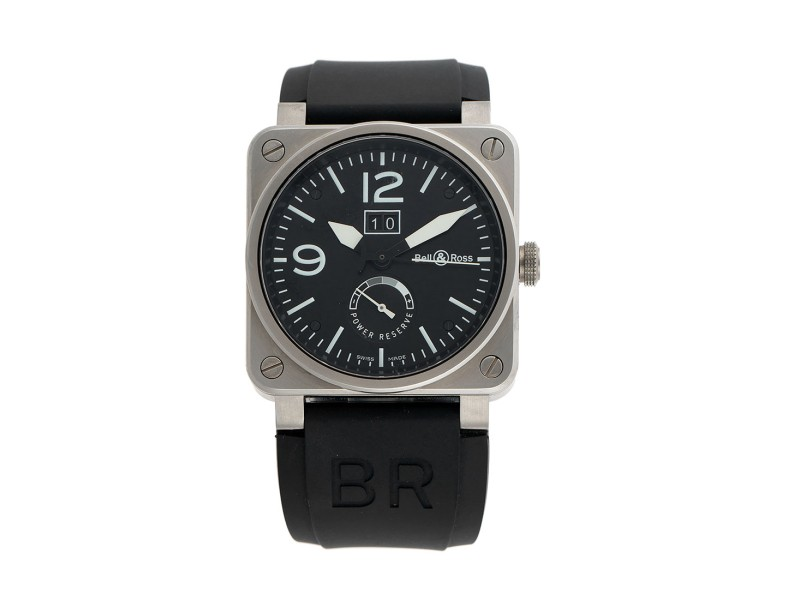 Bell and Ross Aviation BR03-90 42mm Mens Watch