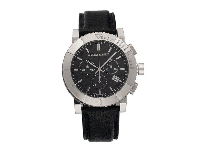 Burberry Chronograph Trench BU2306 42mm Mens Watch