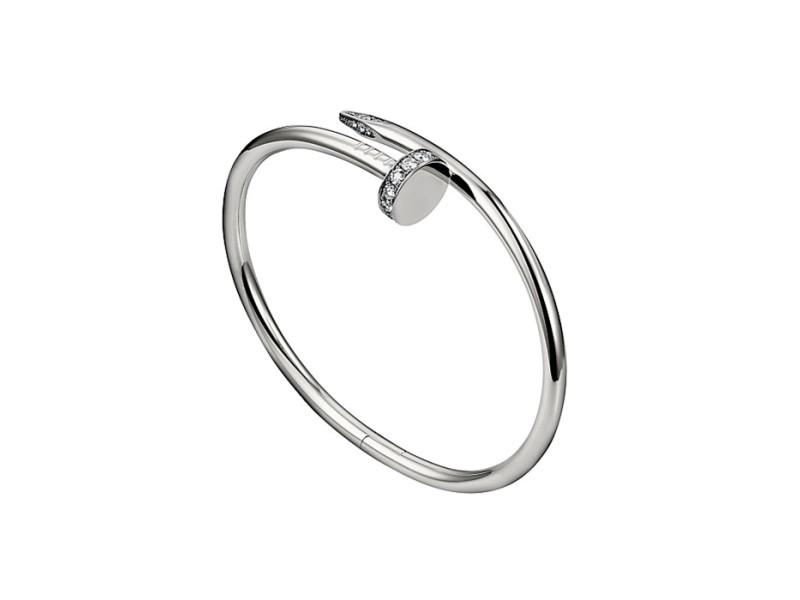 cartier. juste un clou #bracelet in rose gold. #mine ...