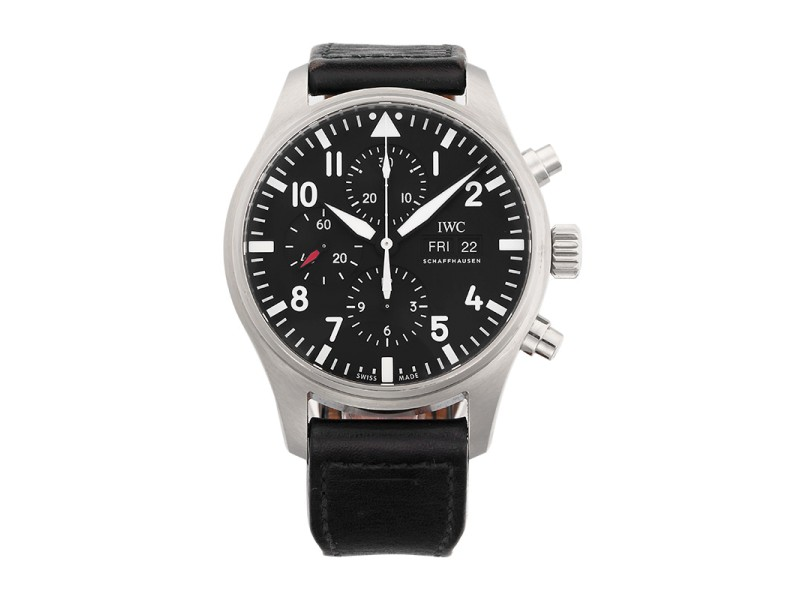 IWC Pilot IW377709 43mm Mens Watch