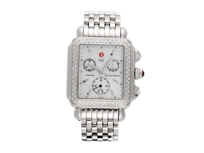 Michele Deco  71-6000 33mm Womens Watch