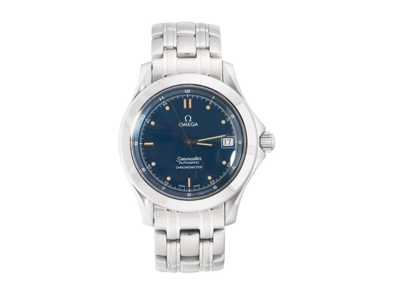 Omega Seamaster 2511 Stainless Steel Automatic 38mm Mens Watch
