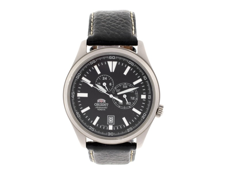 Orient Defender Automatic Stainless Steel Mens Watch