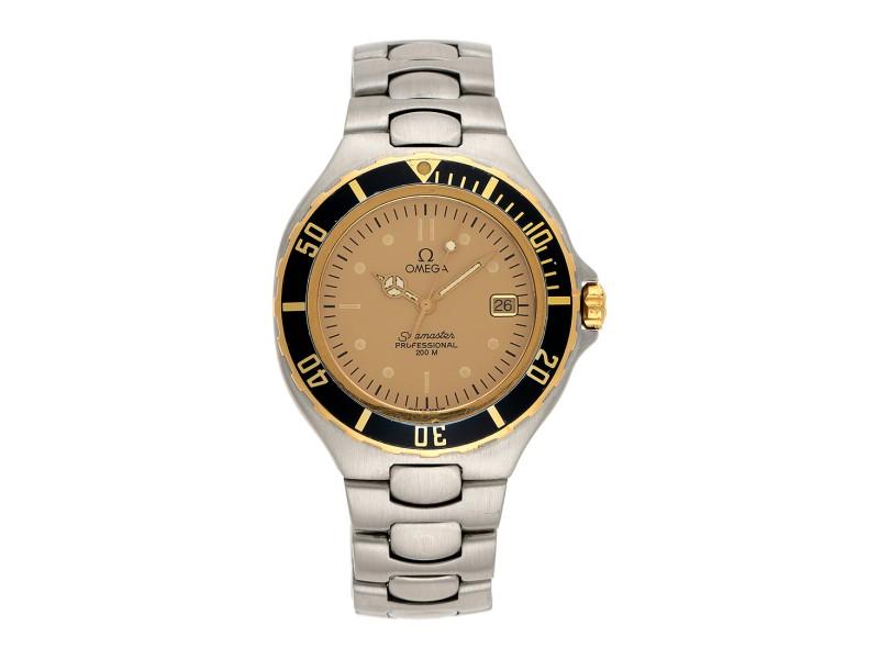 Omega Seamaster 37mm Unisex Watch