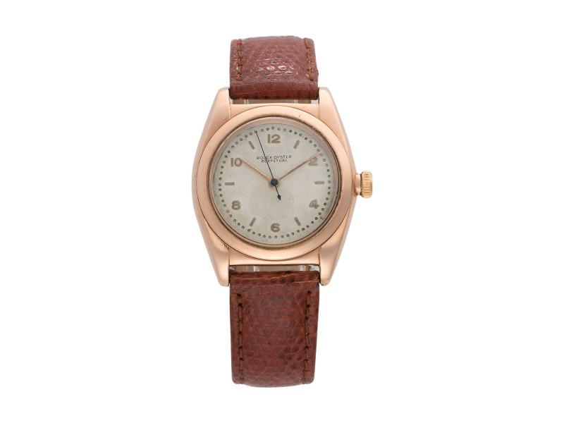 Rolex Bubble Back 3131 Vintage 32mm Mens Watch