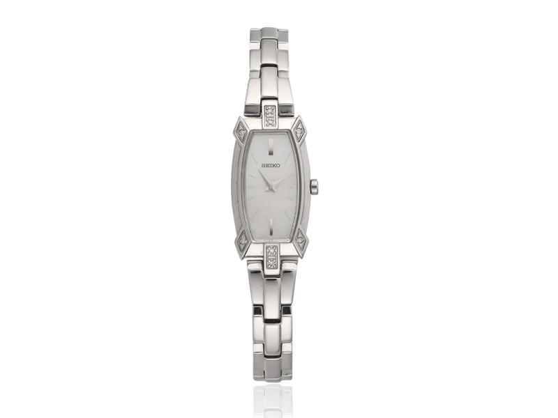 Seiko 2e20-0bc0 26mm Womens Watch