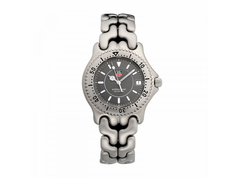 Tag Heuer Professional 200 WG1113-0 41mm Mens Watch
