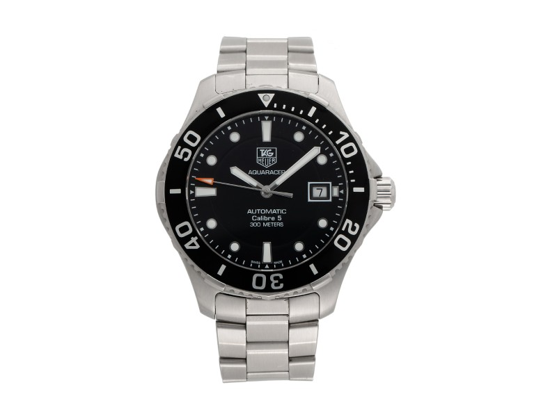 Tag Heuer Aquaracer WAN2110.BA0822 41mm Mens Watch