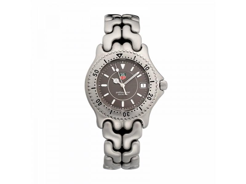Tag Heuer Professional 200 WG1113-0 41mm Mens Watch