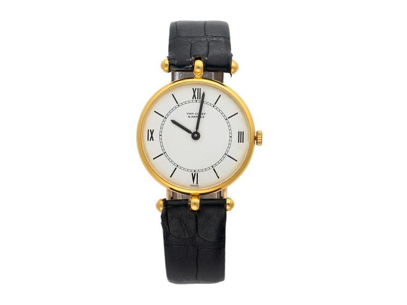 Van Cleef & Arpels 31mm Vintage Unisex Watch